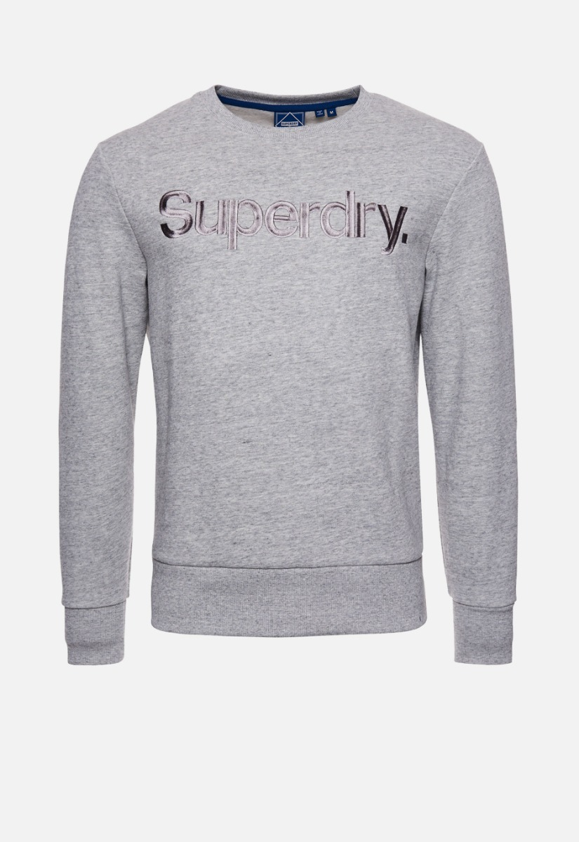 Superdry Source Crew Bb Sweater