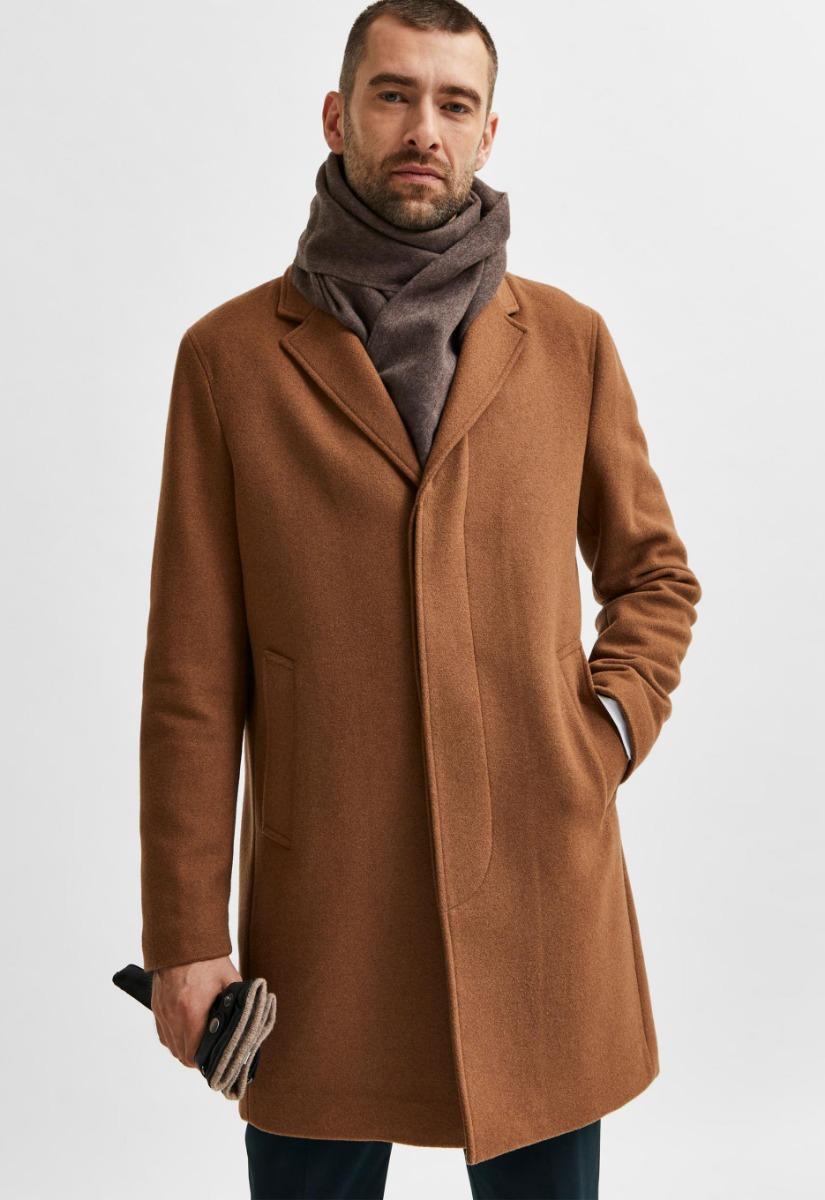 Selected Homme Hagen Coat Jas