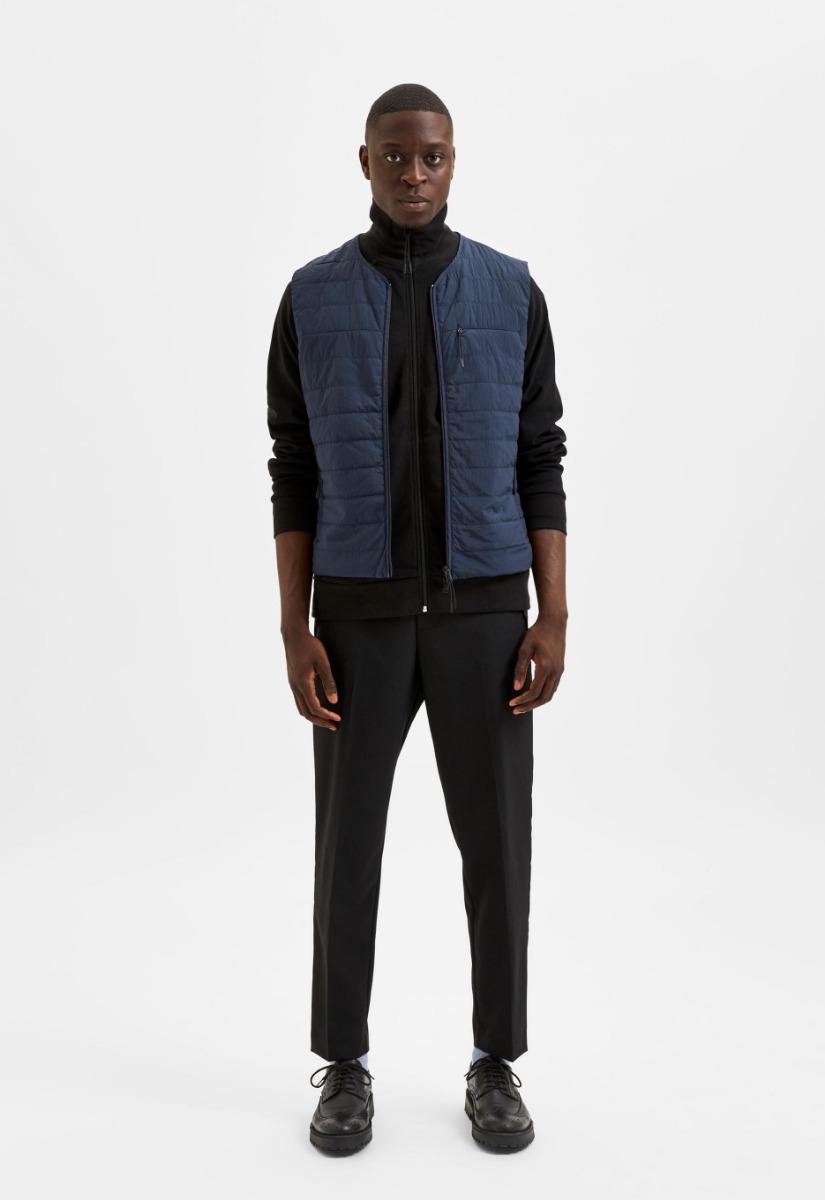 Selected Homme Daion Padded Vest Bodywarmer