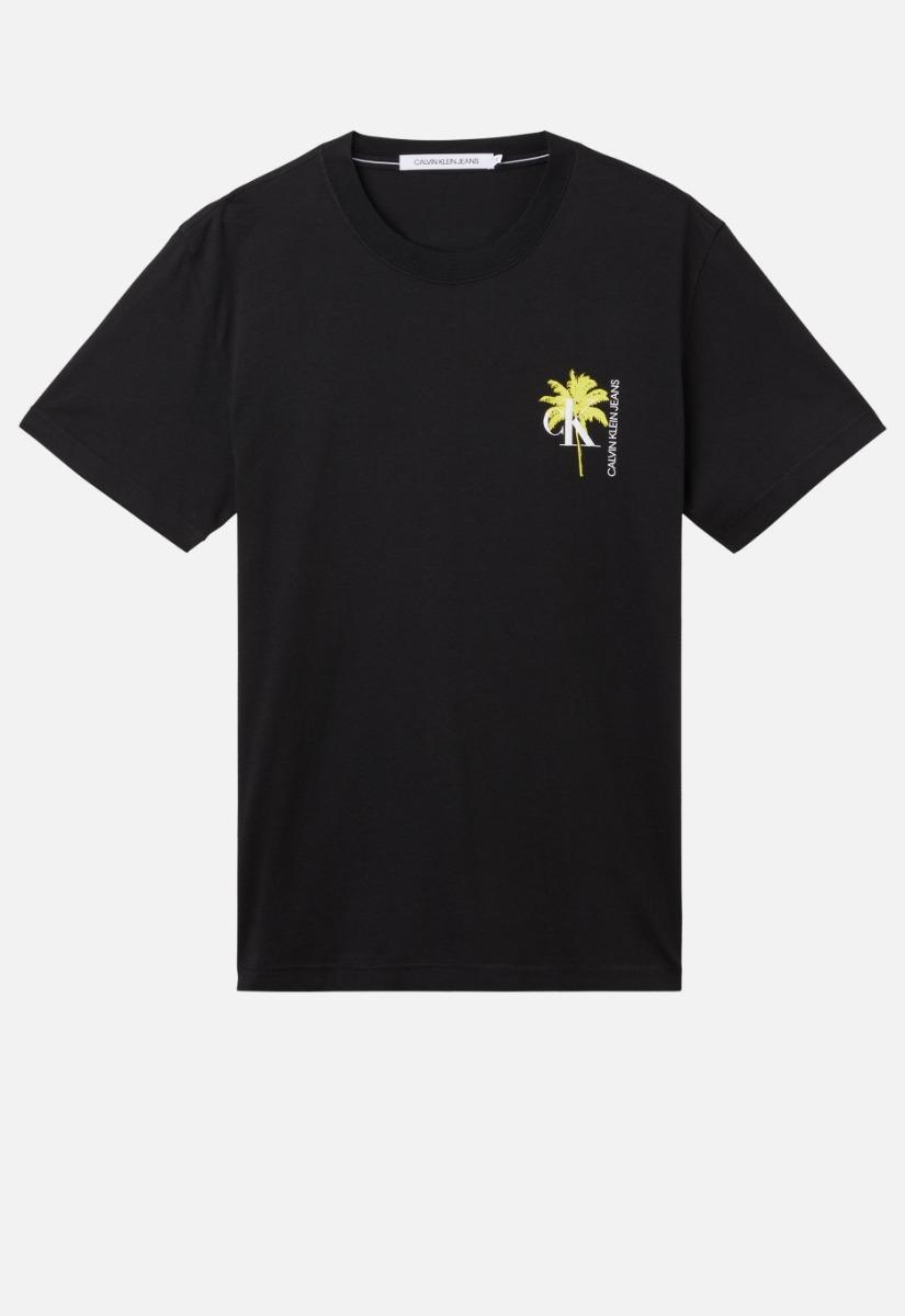 Calvin Klein Palm Print T-shirt