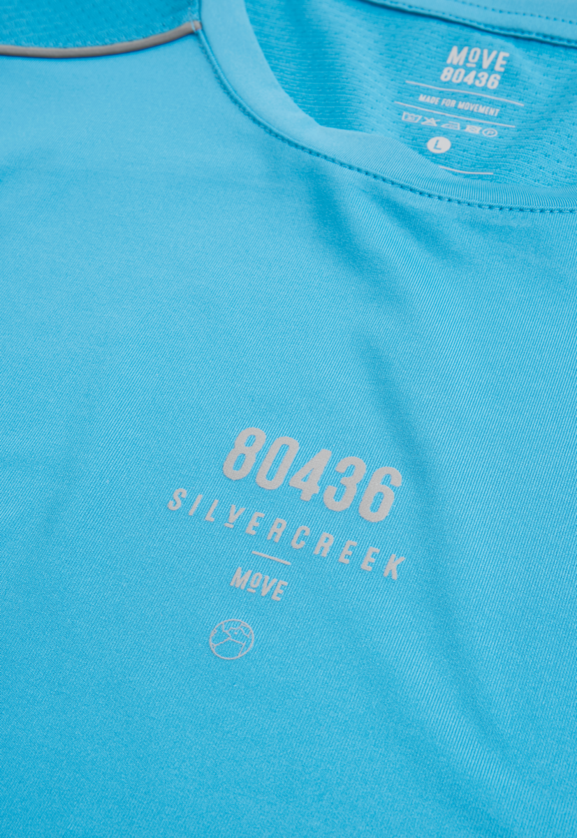 Silvercreek Move Track M T-shirt