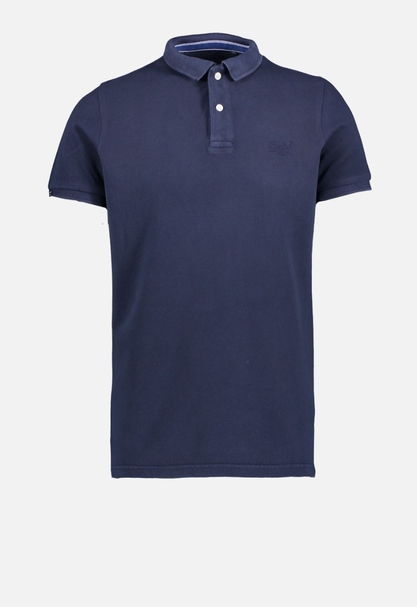 Superdry M1110057A Classic Poolside Pique Polo
