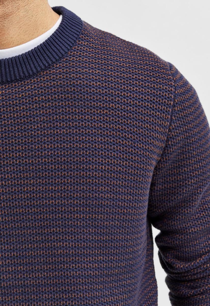 Selected Homme Wes Knit - Trui