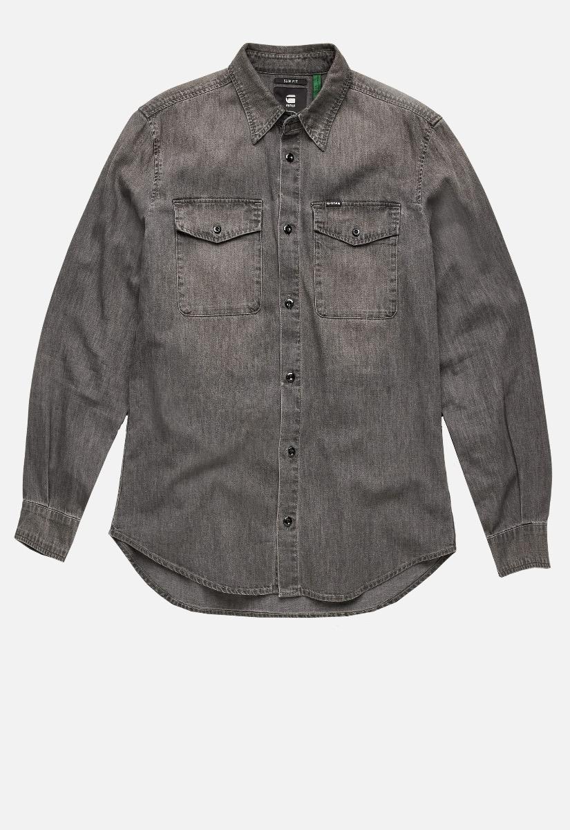 G Star RAW Marine Slim Overhemd