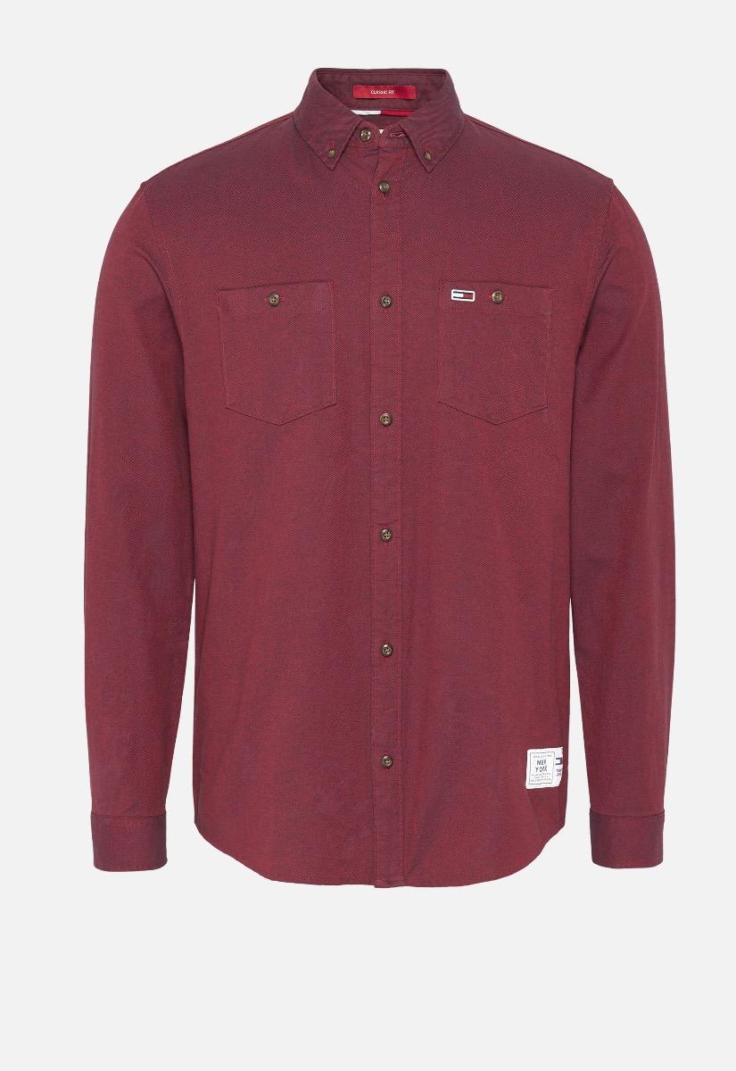 Tommy Jeans Oxford Overhemd