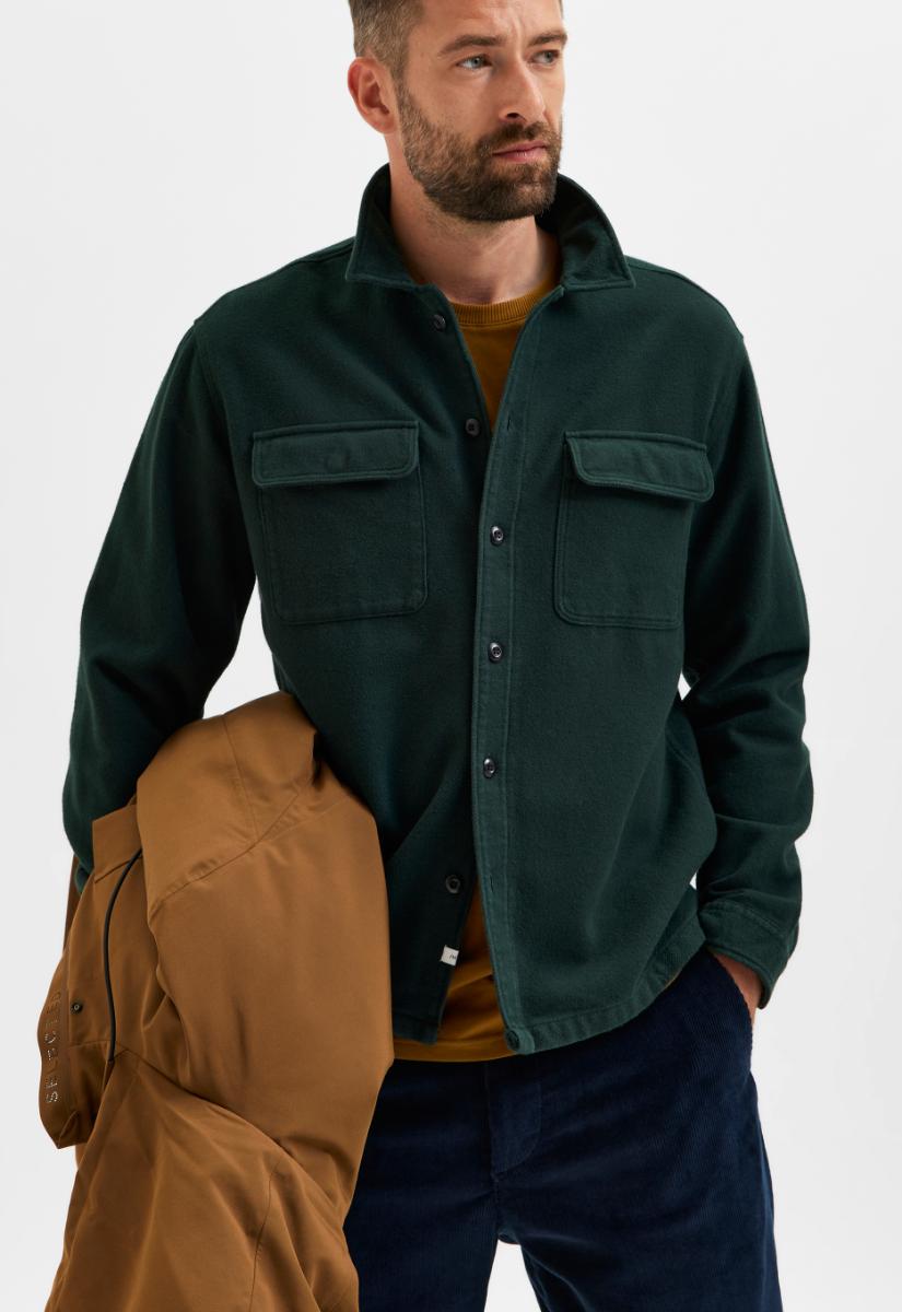 Selected Homme Kody Overshirt