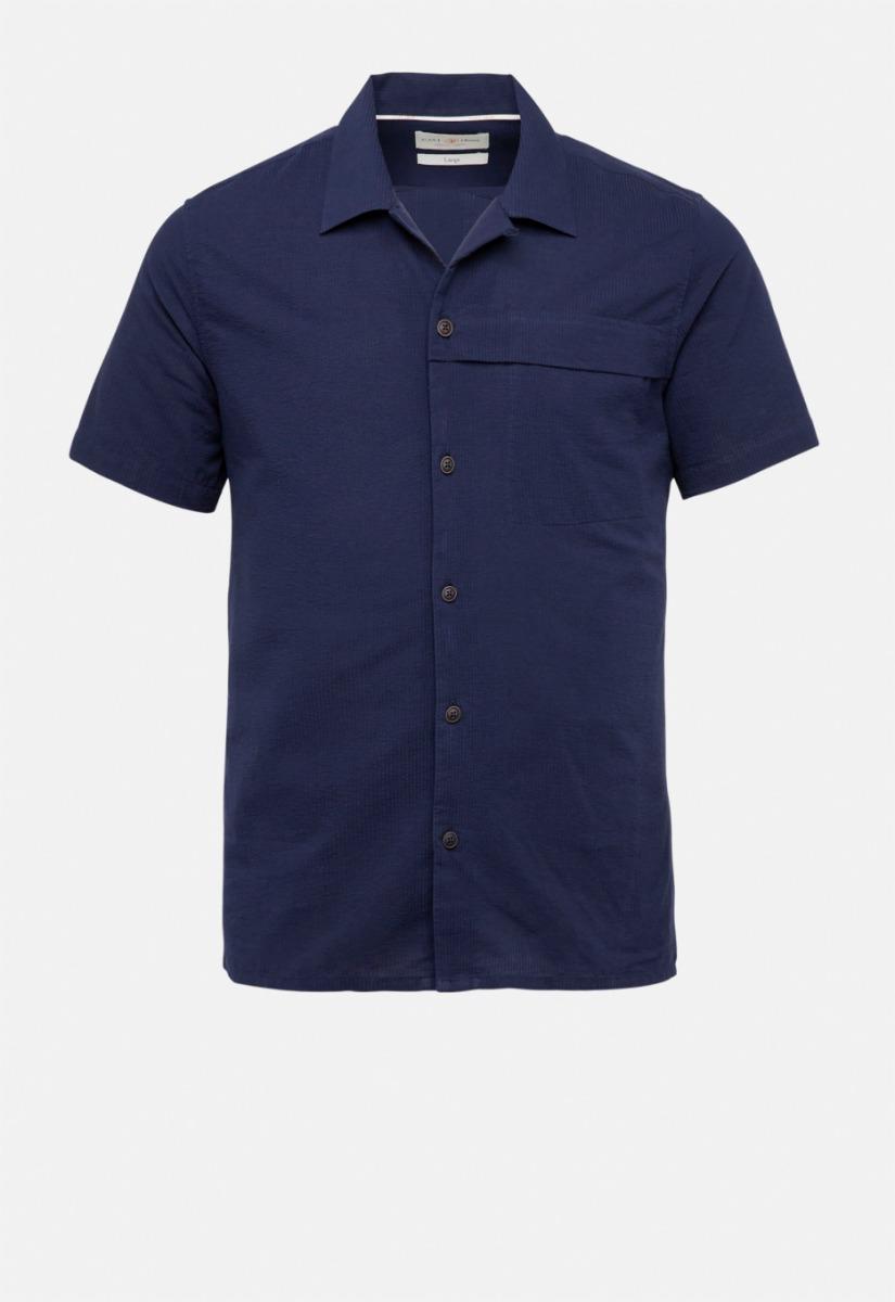 Cast Iron CSIS214260 Seersucker shirt