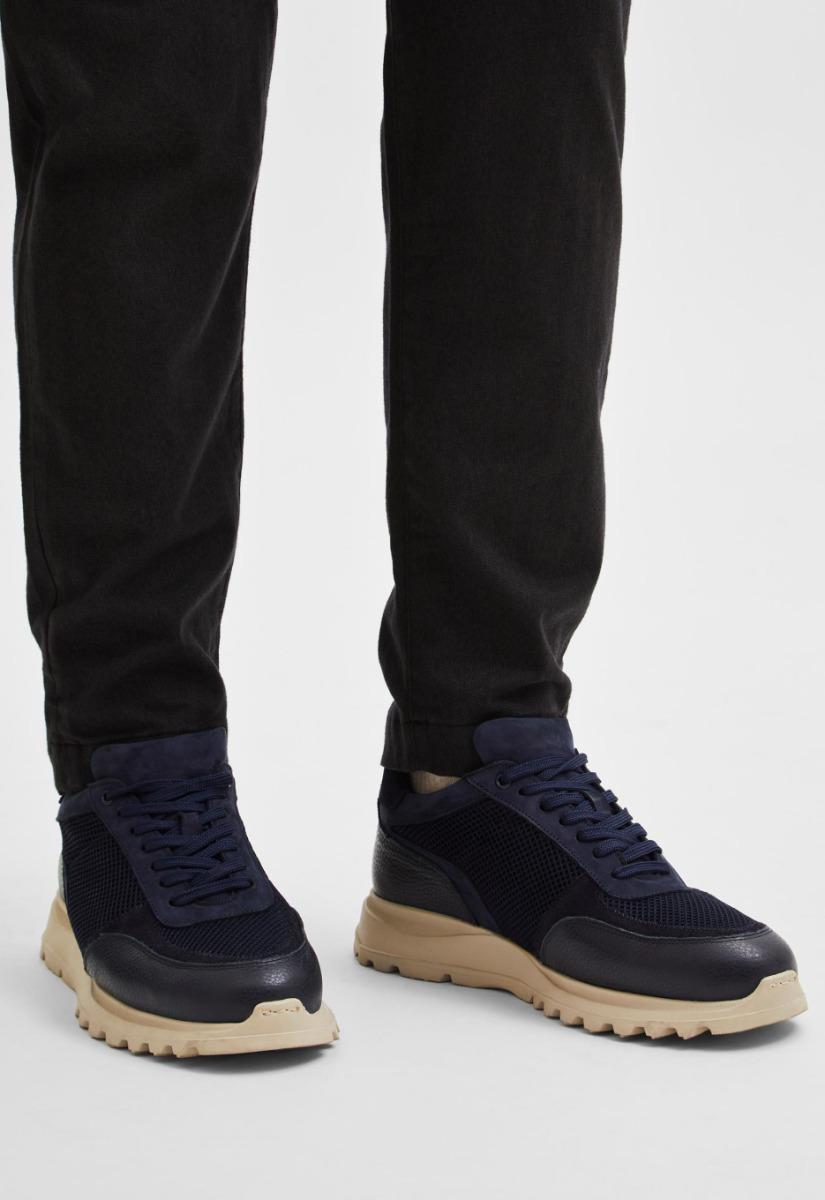 Selected Homme 16079216 Caleb Trainer Sneaker