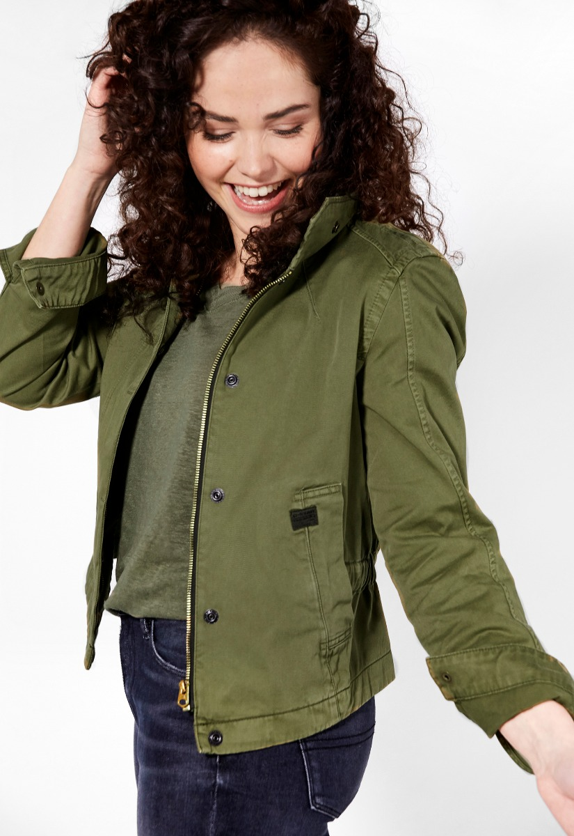 G-Star RAW Slim Overshirt Jacket