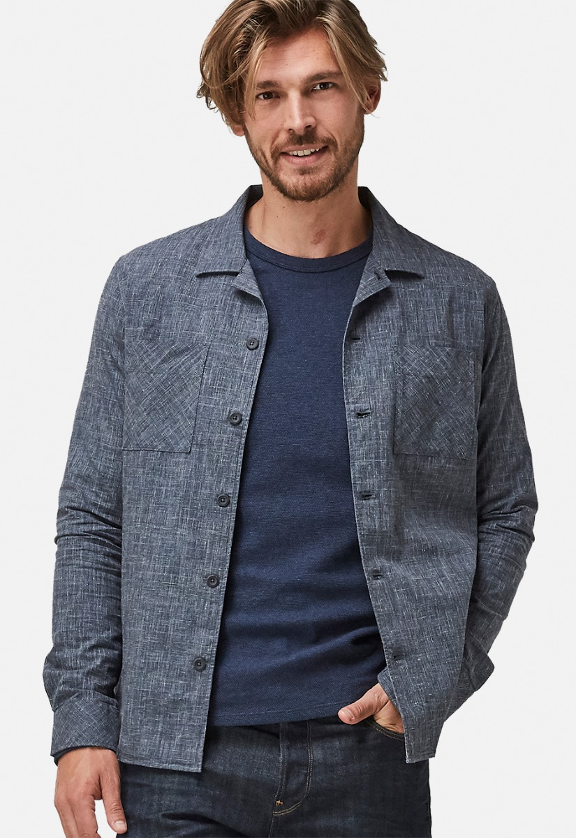 Cast Iron CSI205615 Overshirt