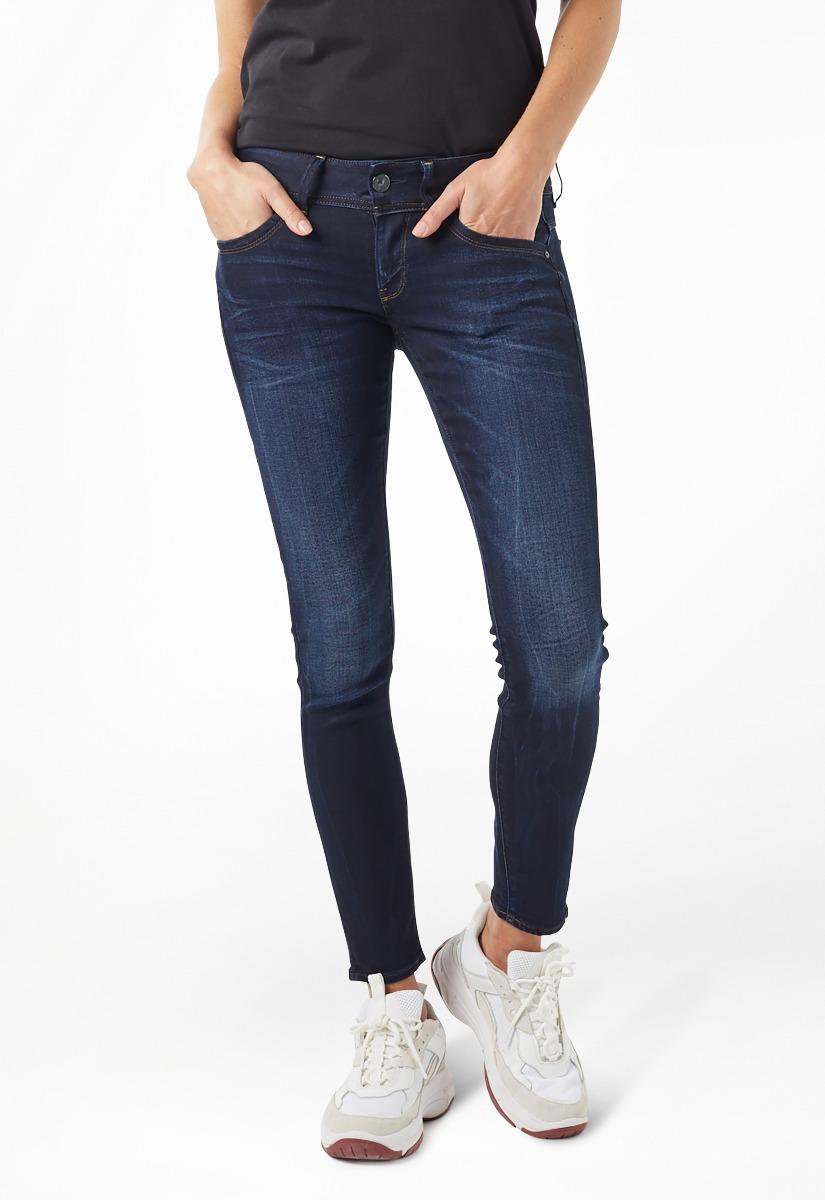 G Star RAW D06746 Lynn Mid Skinny Jeans