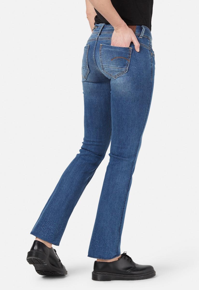 G-Star RAW D01896 Midge Mid Bootcut Jeans