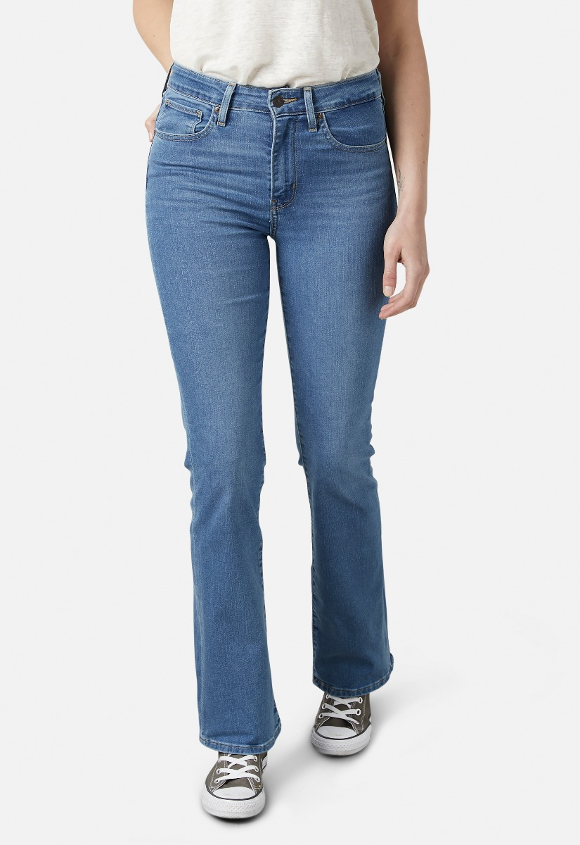 Levi's 725 High Rise Bootcut Jeans
