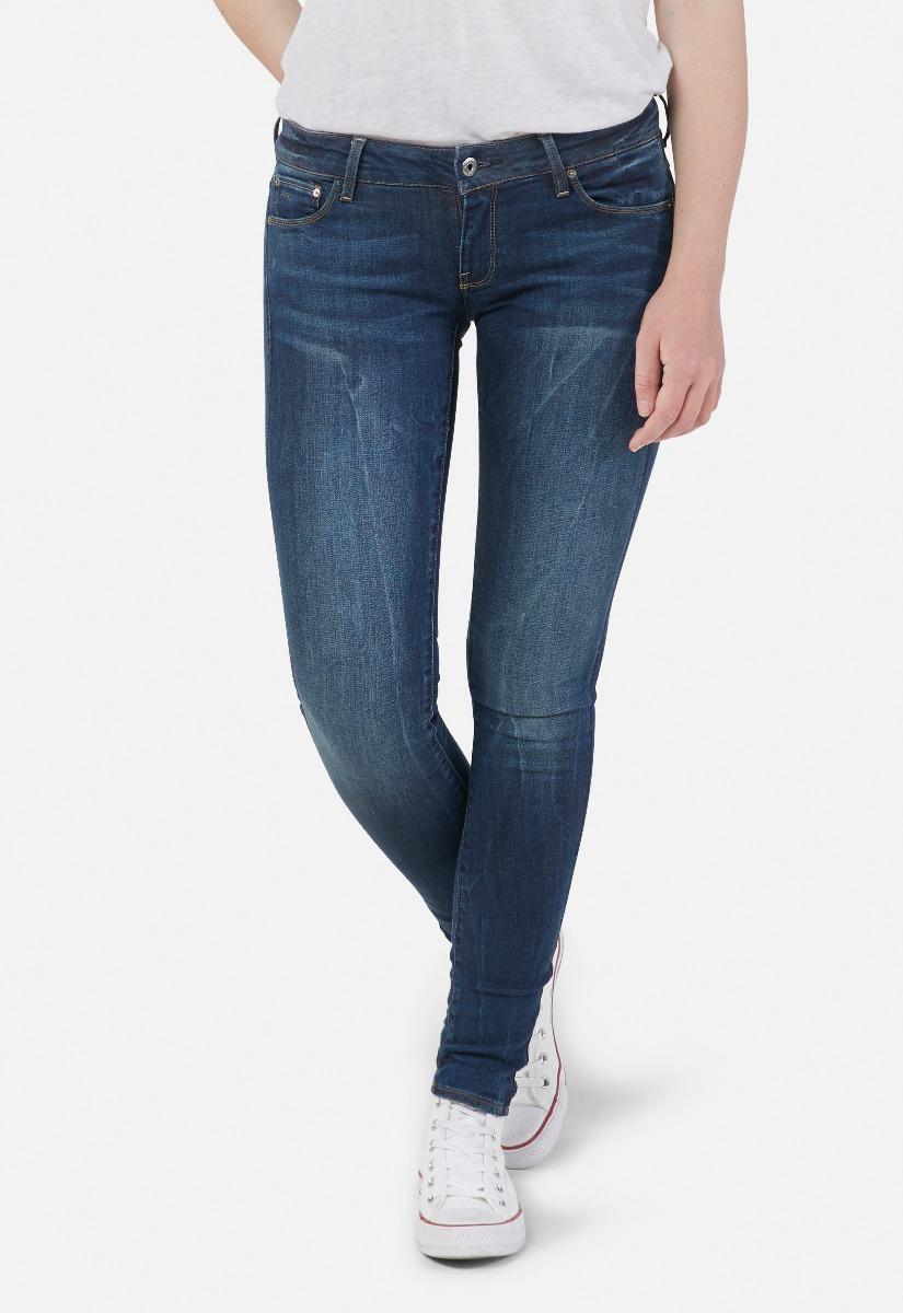 G Star RAW 3301 Low Skinny Jeans