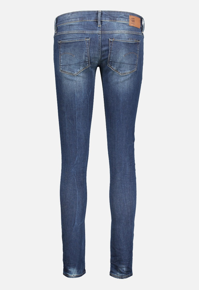 G-Star RAW 3301 Low Skinny Jeans