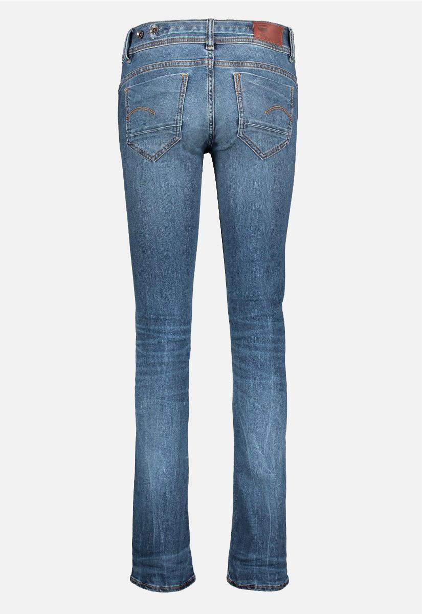 G-Star RAW D07145 Midge Mid Straight Jeans