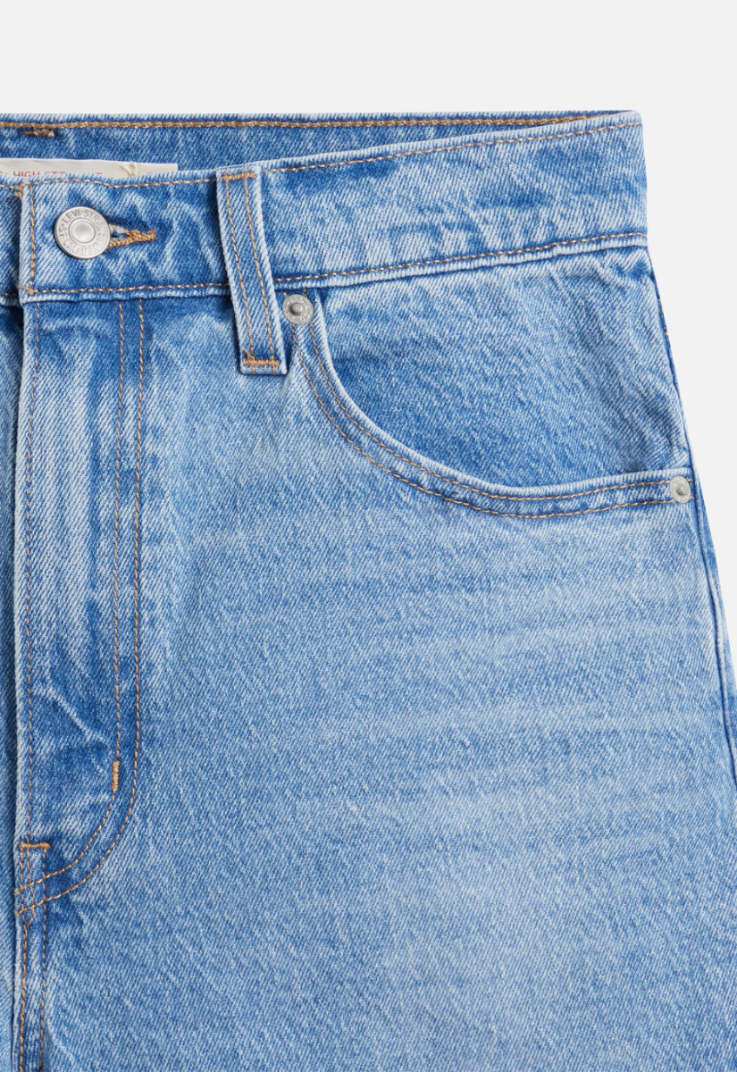 Levi's 70S High Straight Jeans