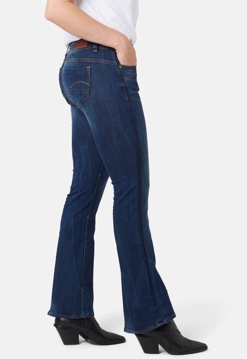 G-Star RAW Midge Mid Bootcut Jeans