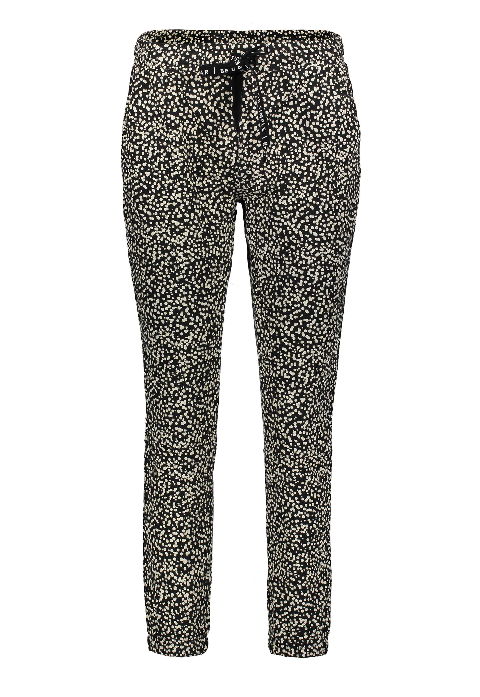 10DAYS Cropped Jogger Confetti Broek