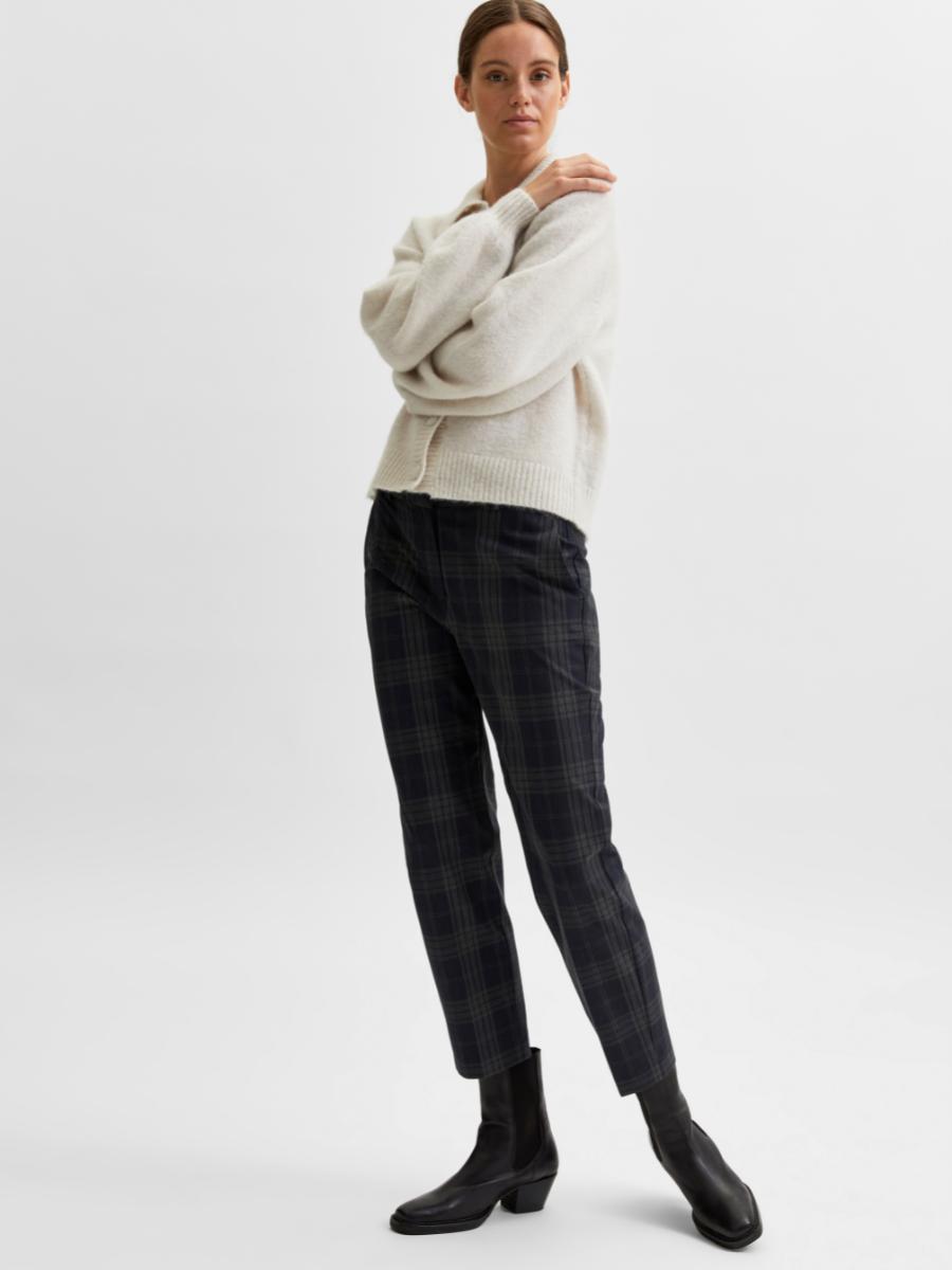 Selected Femme Ria Cropped Pant 7/8 Broek