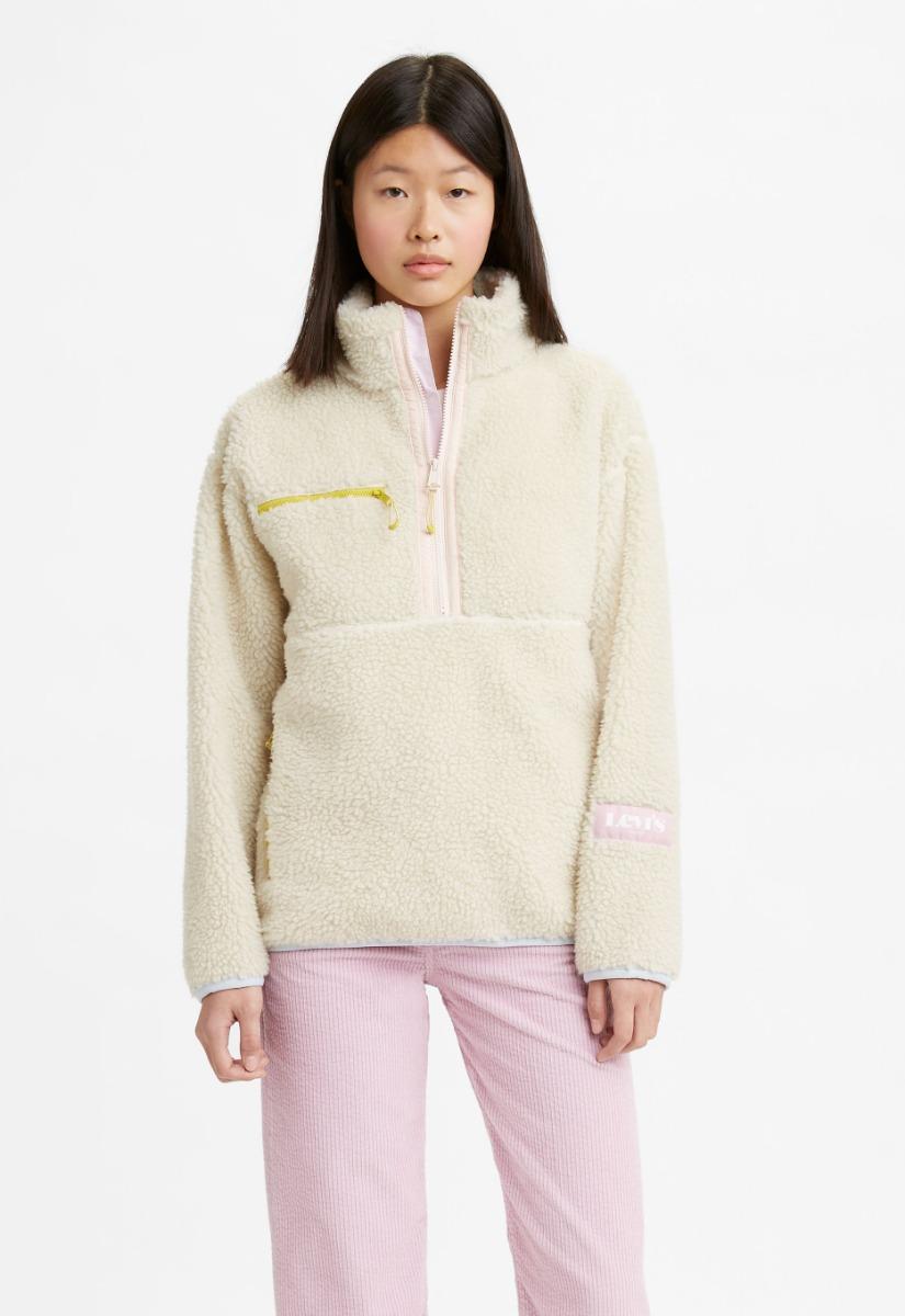 Levi's Monty Sherpa Sweater