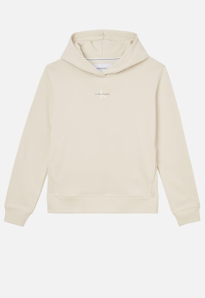 Calvin Klein Micro Monogram Hooded Sweater