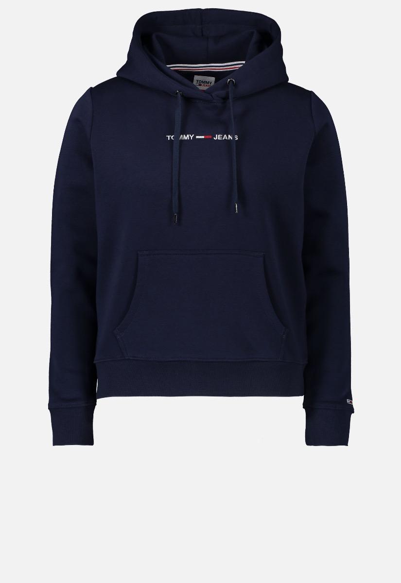Tommy Jeans Tjw Linear Logo Hoodie