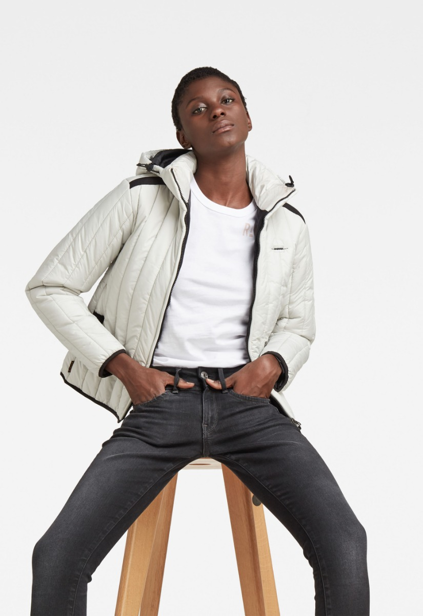 G-Star RAW Meefic Vertical Quilted Jas