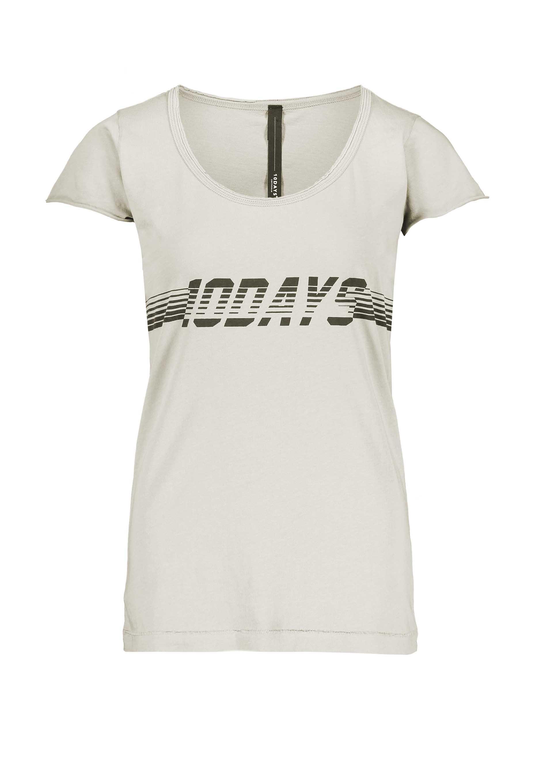 10DAYS 20-742-9102 T-shirt