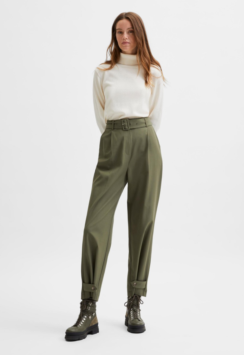 Selected Femme Nyla Knit Coltrui