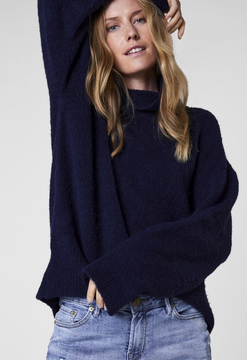 Summum Boyfriend Sweater Knit Coltrui