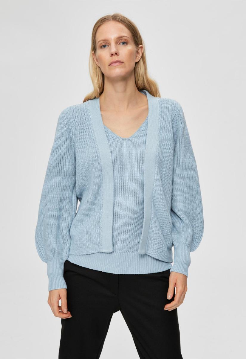 Selected Femme 16077011 Emmy Vest