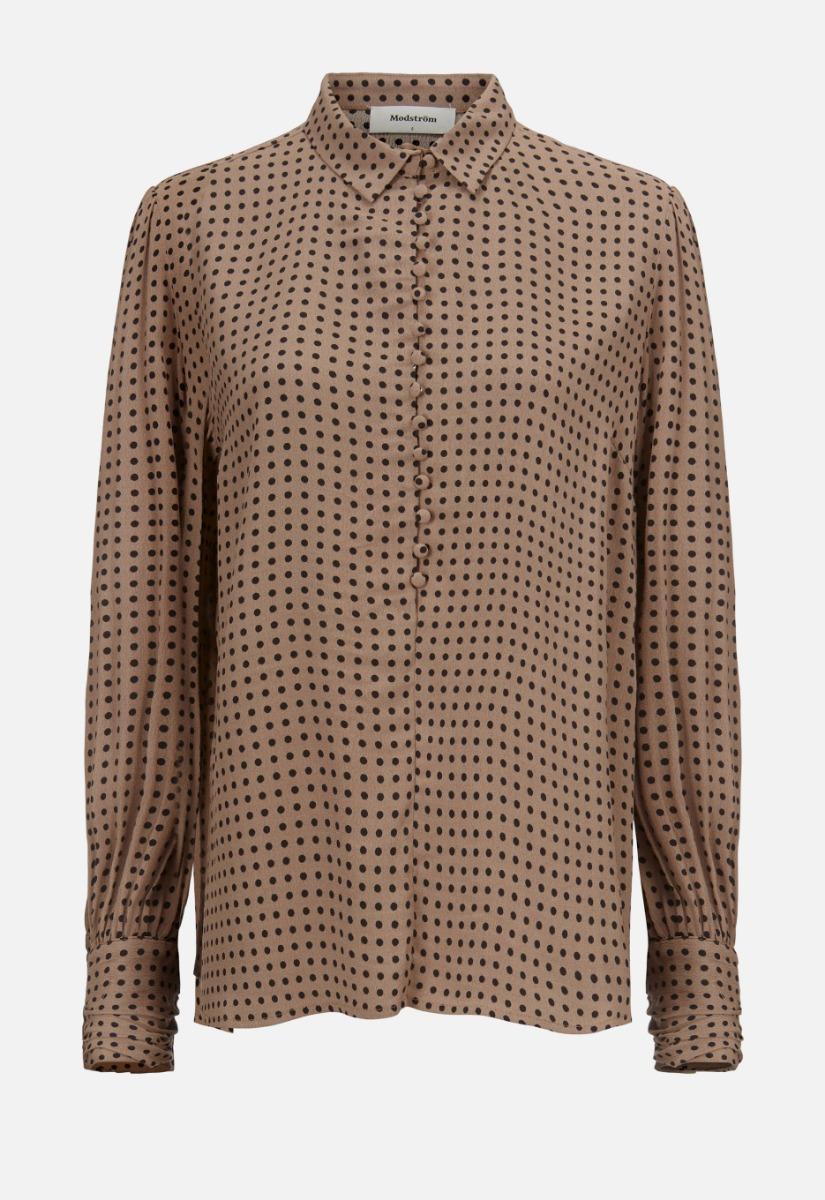 Modström Lohan Print Shirt Blouse