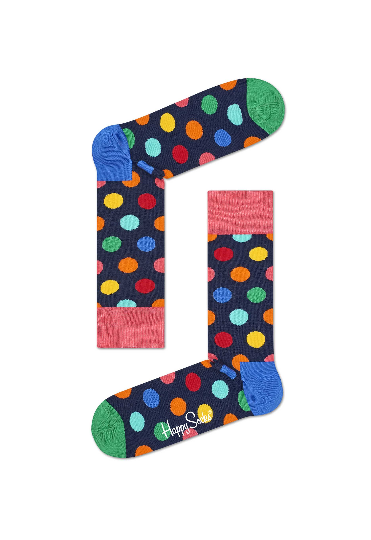 Happy Socks Big Dot Sokken