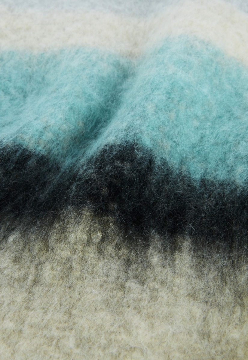 Summum Stripes Scarf - Sjaal