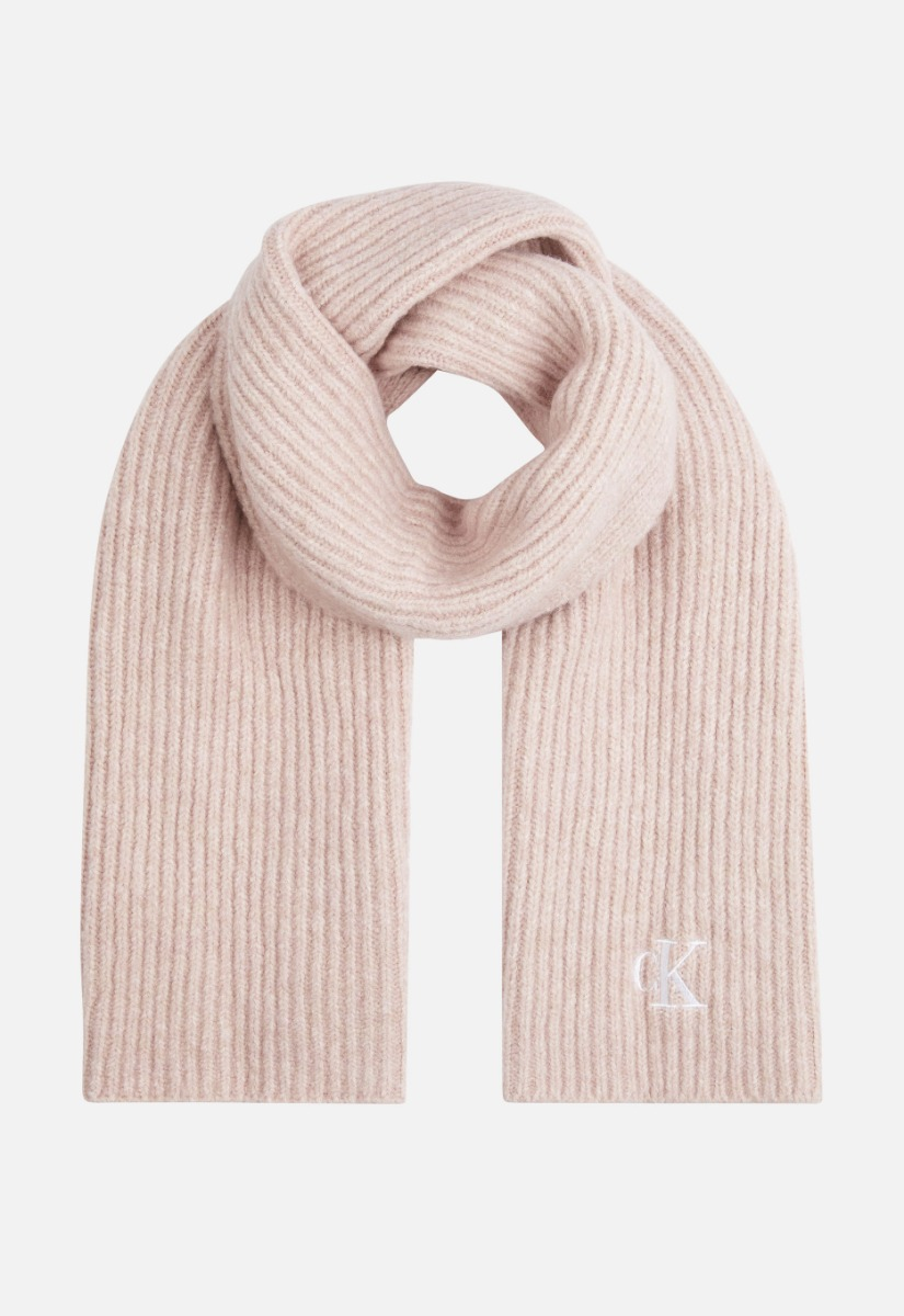 Calvin Klein Wool Blend Scarf Sjaal