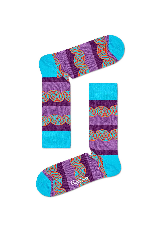 Happy Socks Windy Stripe Sokken