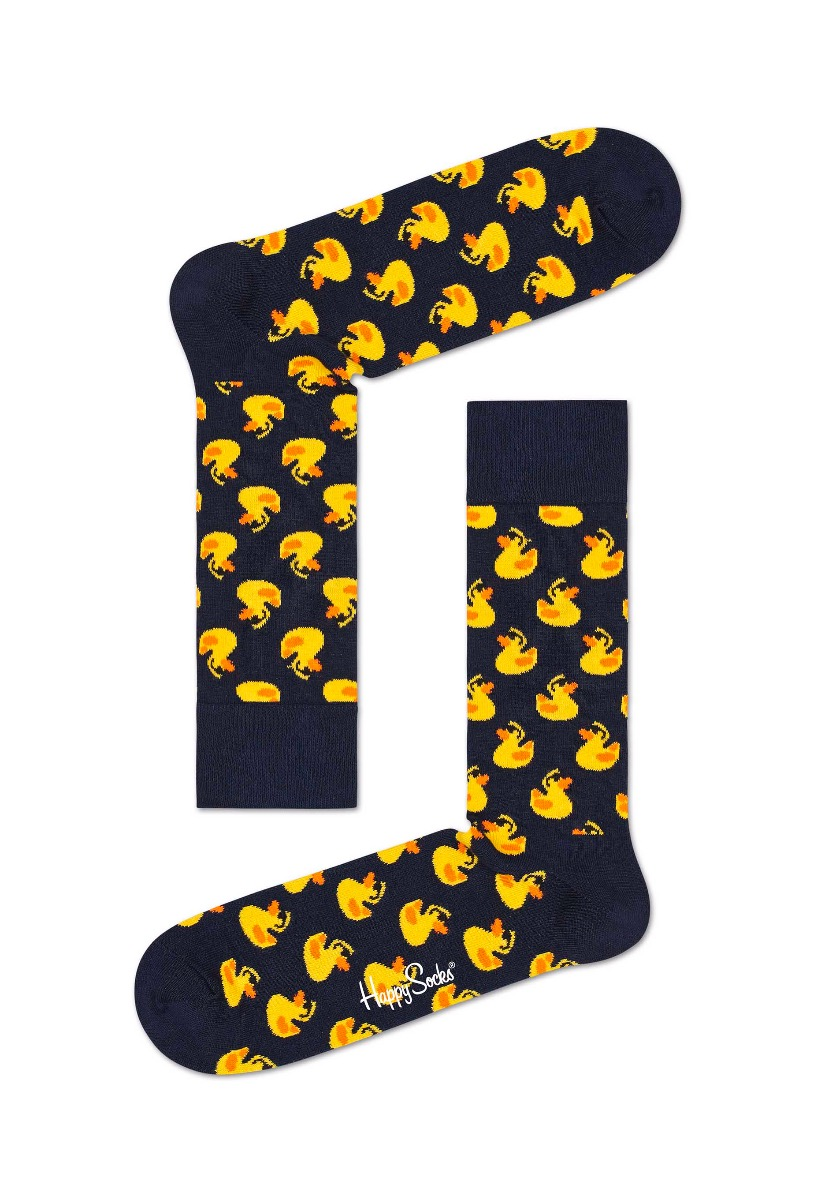 Happy Socks Rubber Duck Sokken
