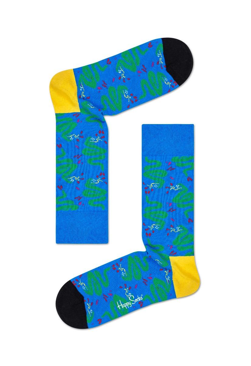Happy Socks Snake Sokken