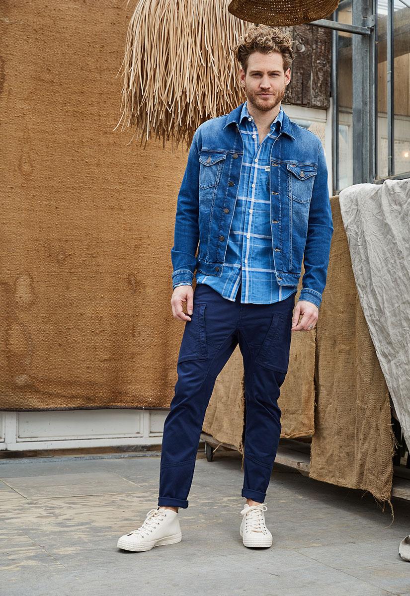 Tommy Jeans DM0DM10244 Regular Denim Jack