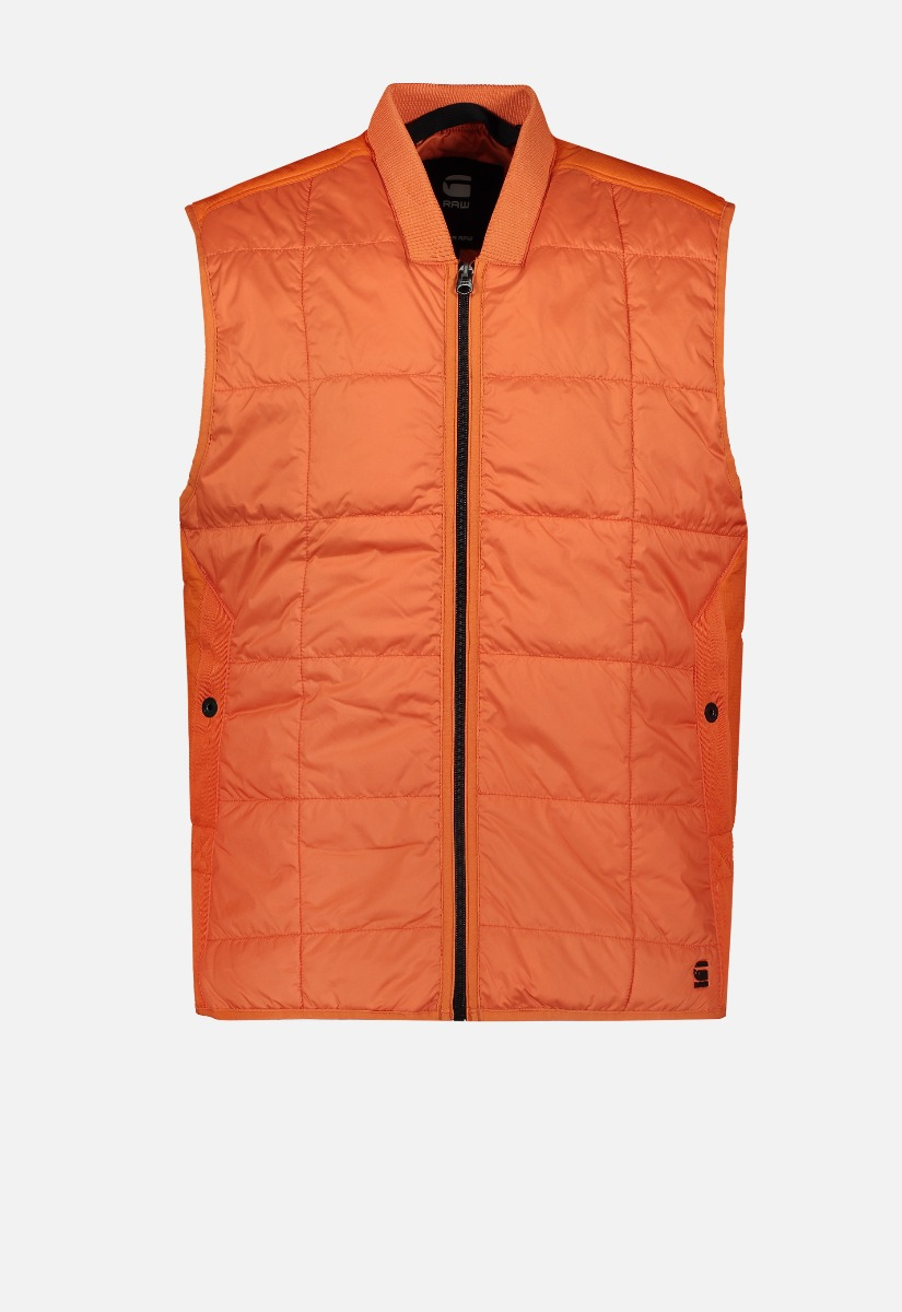 G-Star RAW D18972 B958 Quilted Vest Bodywarmer