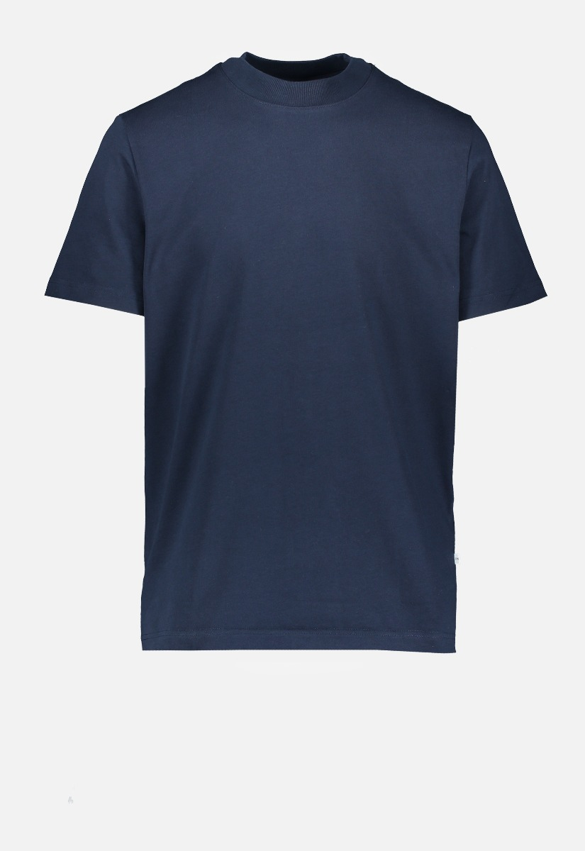 Selected Homme 16077385 Relax col T-shirt