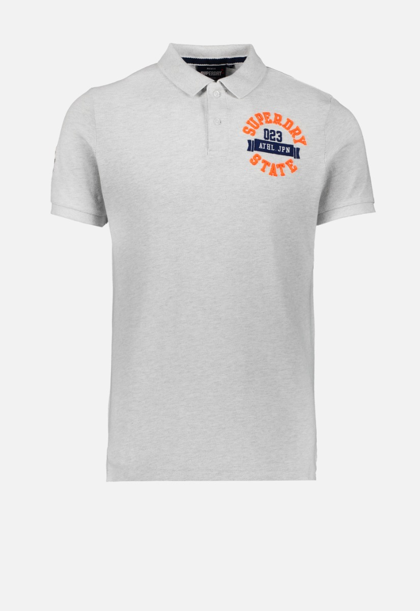 Superdry M1110008A Classic Superstate Polo