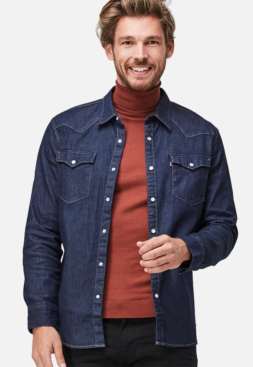 Levi's 86618 Barstow Western Slim Overhemd