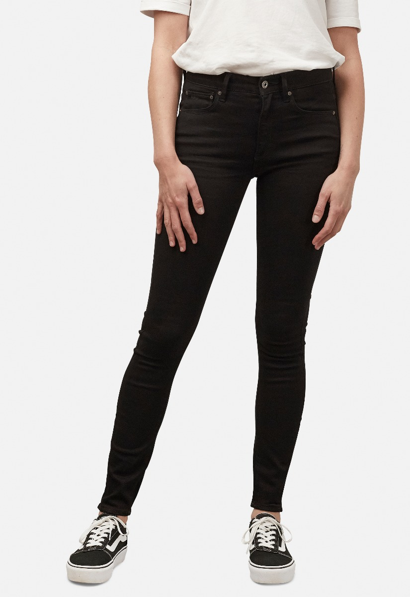 G-Star RAW D06053 3301 Deconst High Skinny Jeans