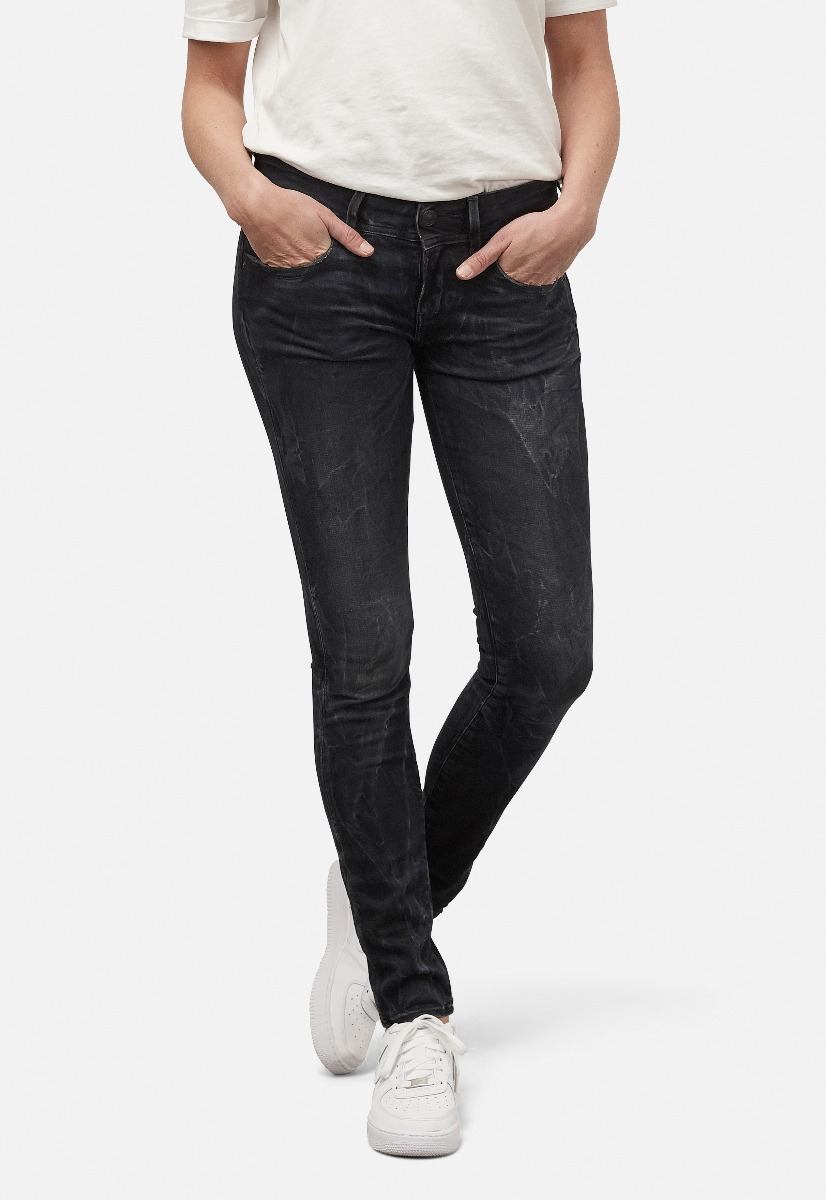 G-Star RAW 60885 Lynn Mid Skinny Jeans