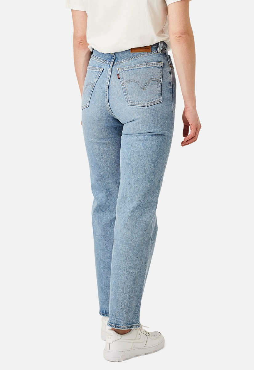 Levi's 72693 Ribcage Straight Jeans