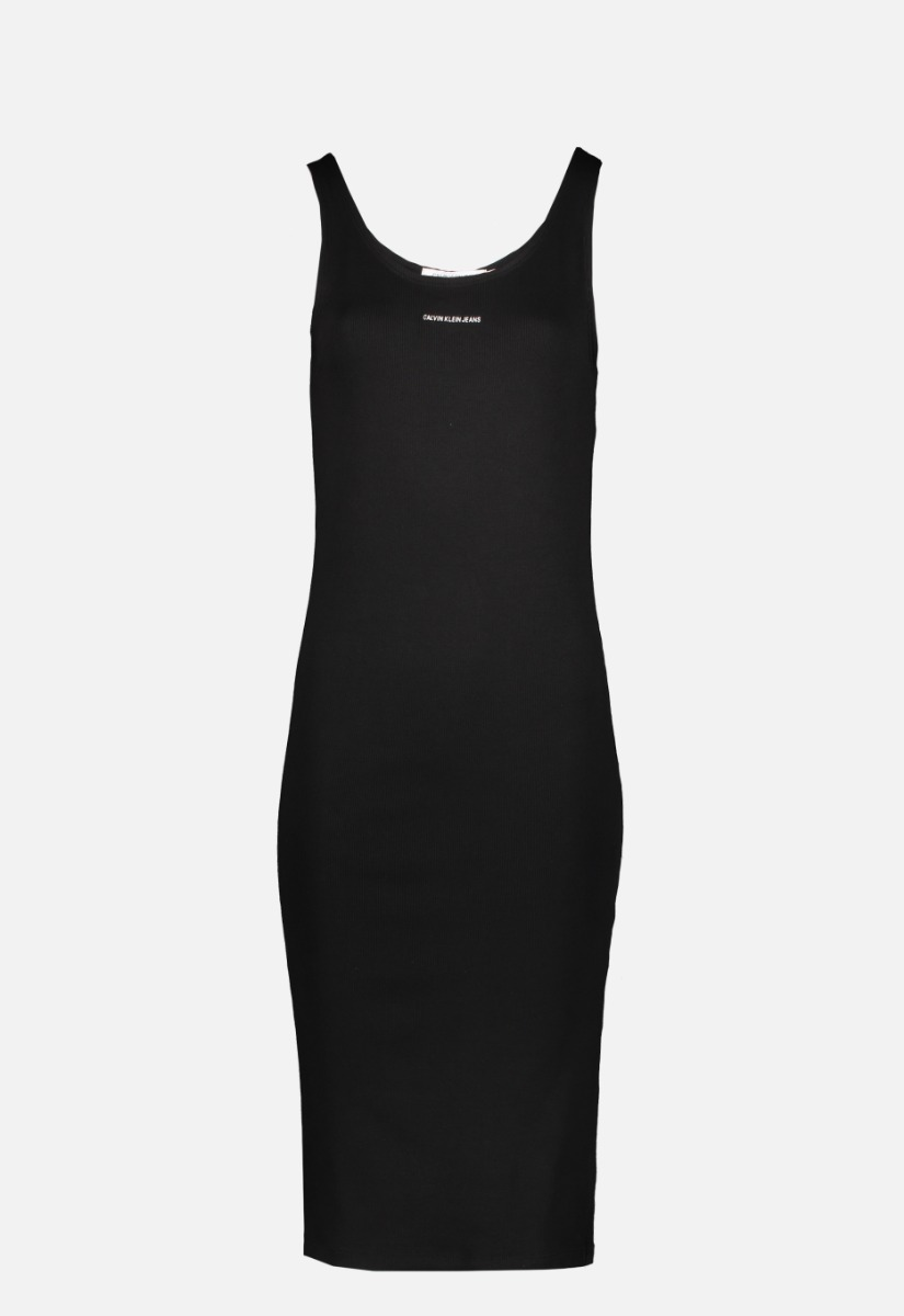 Calvin Klein J20J216177 Micro branding strappy rib