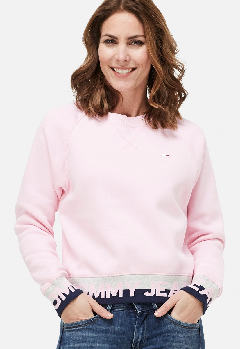 Tommy Jeans DW0DW08979 Branded Sweater