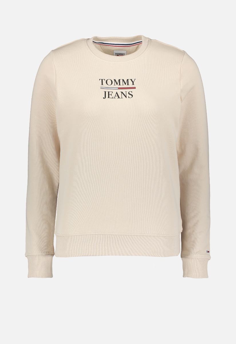 Tommy Jeans Slim Terry Logo Sweater